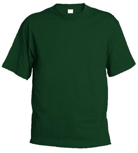 Obrázek z Pánské tričko T9 tmavě zelená