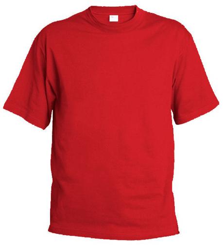 Obrázek z Pánské tričko T9 červené