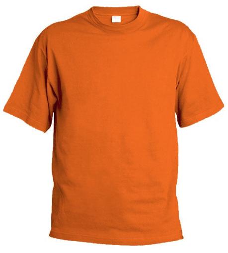 Obrázek z Pánské tričko Chok 190 oranžová