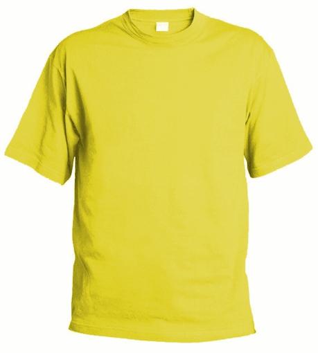 Obrázek z Pánské tričko Chok 190 žluté