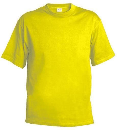 Obrázek z Pánské tričko T55 žlutá
