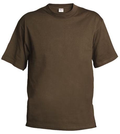 Obrázek z Pánské tričko 160 čokoládová