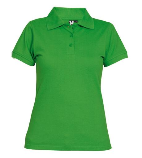 Obrázek z Dámská polokošile Estrella trávově zelená