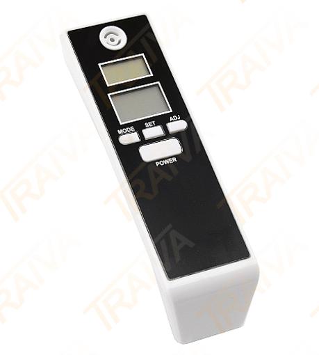 Obrázek z Alkohol tester BLACK/WHITE, digitální