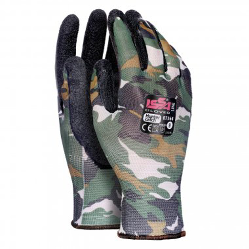Obrázek z ISSA Pracovní rukavice HUNTER CATCH