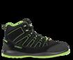 Obrázek z Adamant ALEGRO S1P ESD Green High Pracovní kotníková obuv