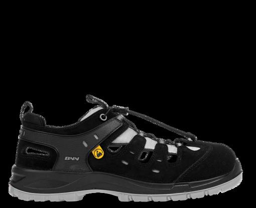 Obrázek z Bennon BOMBIS LITE S1P ESD NM Grey Sandal Pracovní sandál