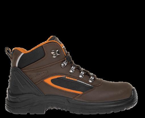 Obrázek z Bennon FARMIS O1 High Pracovní kotníková obuv
