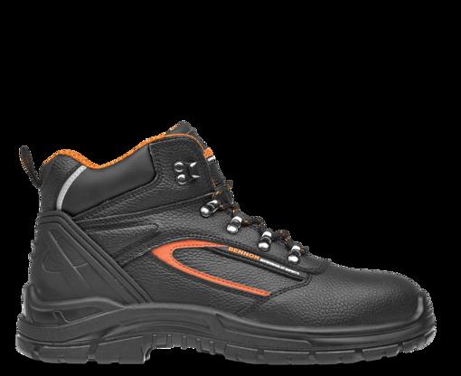 Obrázek z Bennon FORTIS S3 High Pracovní kotníková obuv