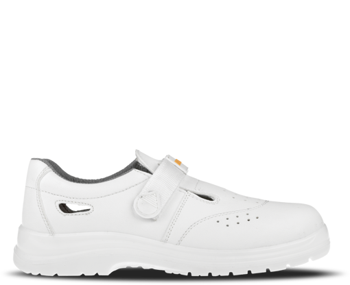 Obrázek z Bennon WHITE O1 Sandal Pracovní sandále