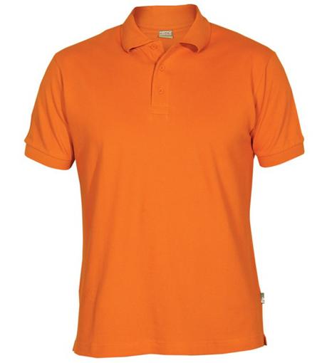 Obrázek z Pánská polokošile Estrella oranžová