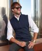 Obrázek z James & Nicholson Pánská 2-vrstvá promo softshellová vesta