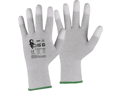 Obrázek z CXS SILOLI Pracovní rukavice antistatické