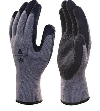 Obrázek DeltaPlus APOLLON WINTER VV735 Pracovní rukavice zimní šedé
