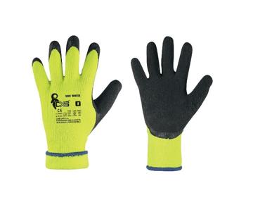 Obrázek CXS ROXY WINTER Pracovní polomáčené rukavice zimní
